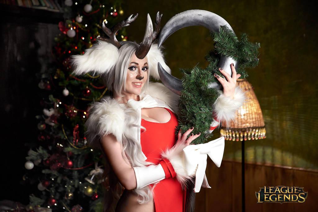 Christmas Soraka by SmirkoO