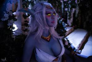 Azshara cosplay by SmirkoO