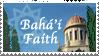 Baha'i Stamp by FamiliarOddlings