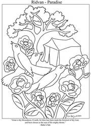 Ridvan - Coloring page by FamiliarOddlings