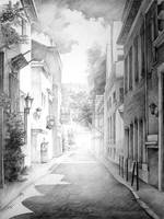 Athens by Andette