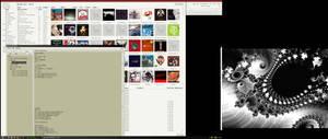 desktop by Grandchild