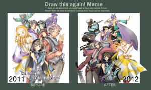 Draw This Again 2 by Pixeldusty