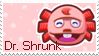 New Leaf Dr. Shrunk Stamp by Stamp-Crossing