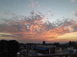 Sea of Clouds by LelnariaSabhyata