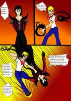 True Darkness pg 1 of 2 by GodofLizards
