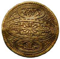 Vintage Shield Style Brooch 2 by EveyD