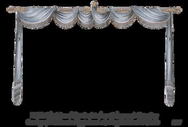 1820 Regency Curtain Room - EKD 2 curtain only by EveyD