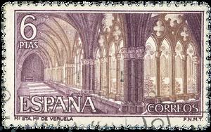 Vintage Stamp from Spain aka Espana - 2 by EveyD