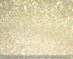 Bokeh Glitter Gold 3 Texture Background by EveyD