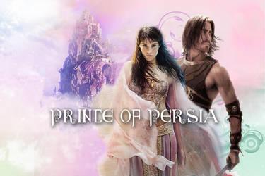 Prince Dastan Princess Tamina by drkay85