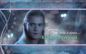 Legolas Greenleaf by drkay85