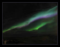 Aurora tonight by alfakroell