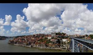 Ponte D Luis by PRibeiro