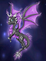 The Fury Guardian is Born by DragonCid