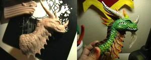 Ysera Sculpt by DragonCid
