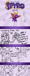 Spyro meme by DragonCid