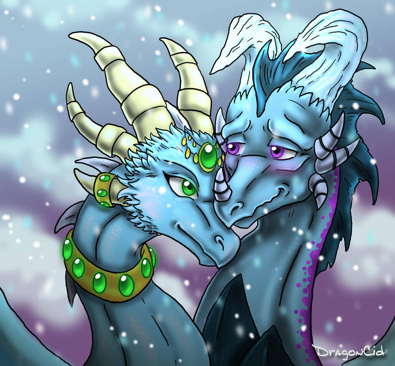 Melting the Ice by DragonCid