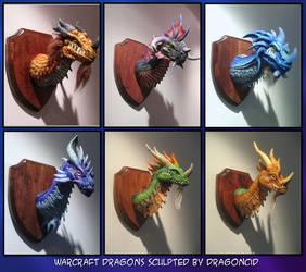 Dragon Head Compilation by DragonCid