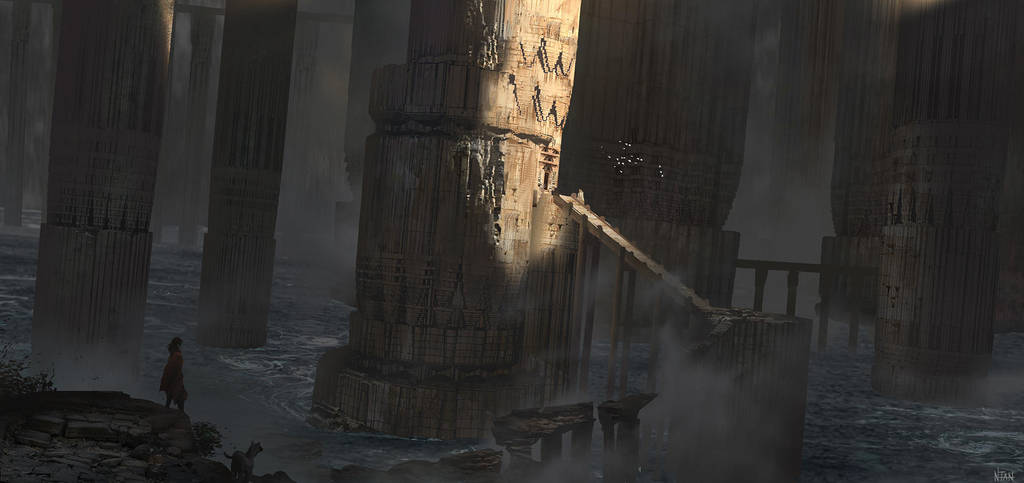 Tower by Darkhikarii