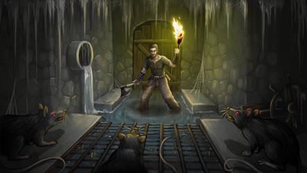 Dungeons by PaulSavin