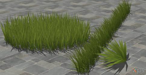 Grass Pack DL by ZayrCroft