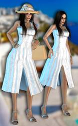 Lara Movie Dress DL by ZayrCroft