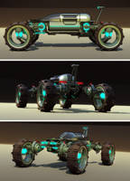 Future Buggy by aconnoll