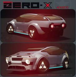 Zero-X by aconnoll