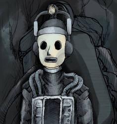Cyberman by DinoDilopho