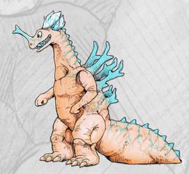 Balhurtle by DinoDilopho