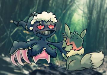 Pokepals by DinoDilopho