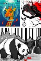Coming soon (sketches) by ShanaPatry