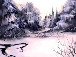 Winter by ShanaPatry