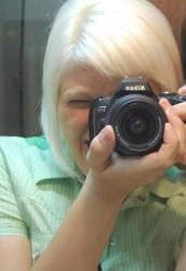 blondie by perdidaa