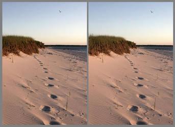 Footprints by Phostructor