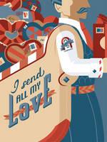 I Send All My Love by Cpresti