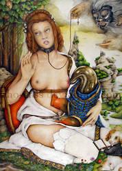 The Assumption of the Virgin by rho-cass