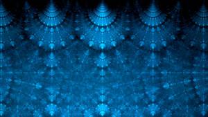 Blue Sea Shells by Fractamonium