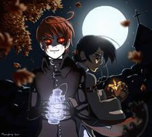 Happy halloween by Manapany