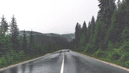 Rainy Day Wallpaper by rudolfzz111