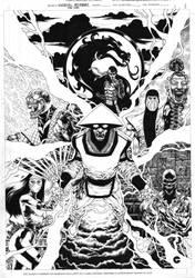 Mortal Kombat 2 by Goldmanpenciler