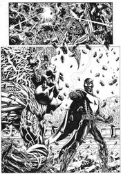 Page 22 from World Wide Warrios #02! by Goldmanpenciler