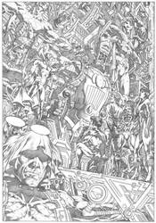 Source Wall commission, done! by Goldmanpenciler