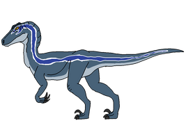 JW: Blue by DragonDogFilmsG
