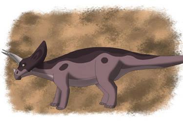 Dinosaur Chronicles Dinovember Day10: Torosaurus by DragonDogFilmsG