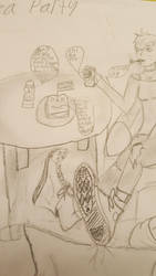 Seth Hickman  by blakesaddler