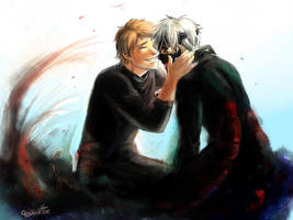[Tokyo Ghoul) Let's Go Home by 13lolol