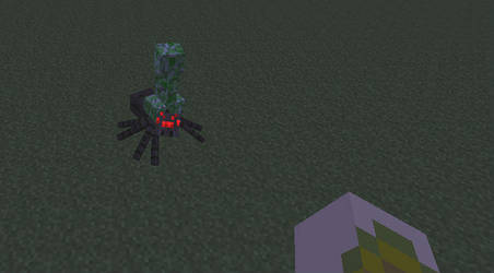 Creeper Jockey!? by Sonicteers