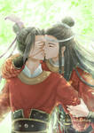 [Modaozushi] Red Outfit 2 by eightsound